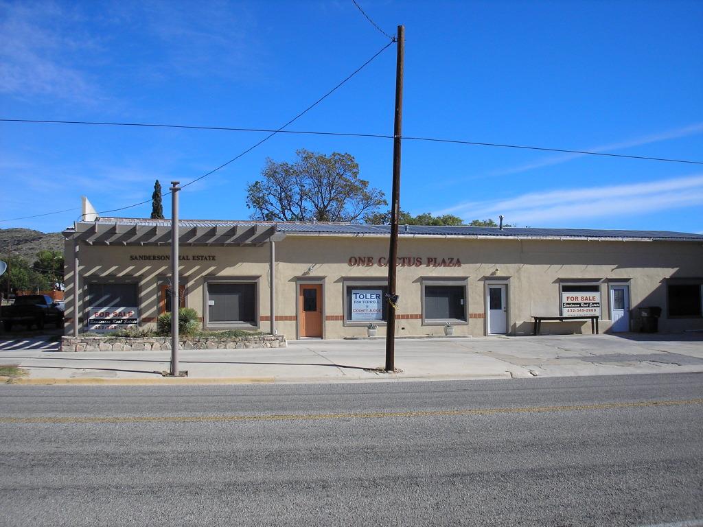 128 west oak street sanderson texas for Sanderson builders